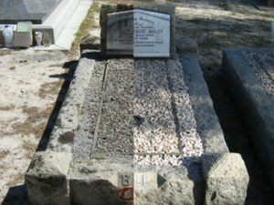 Memorial restorations Burekup